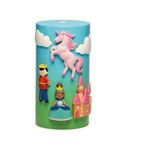 Scentsy Once Upon A Time Unicorn Diffuser Shade